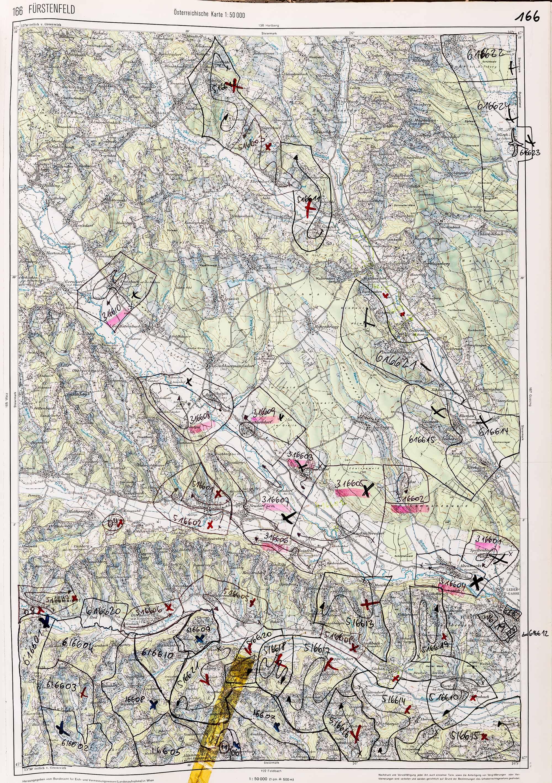 1983-1986 Karte 166