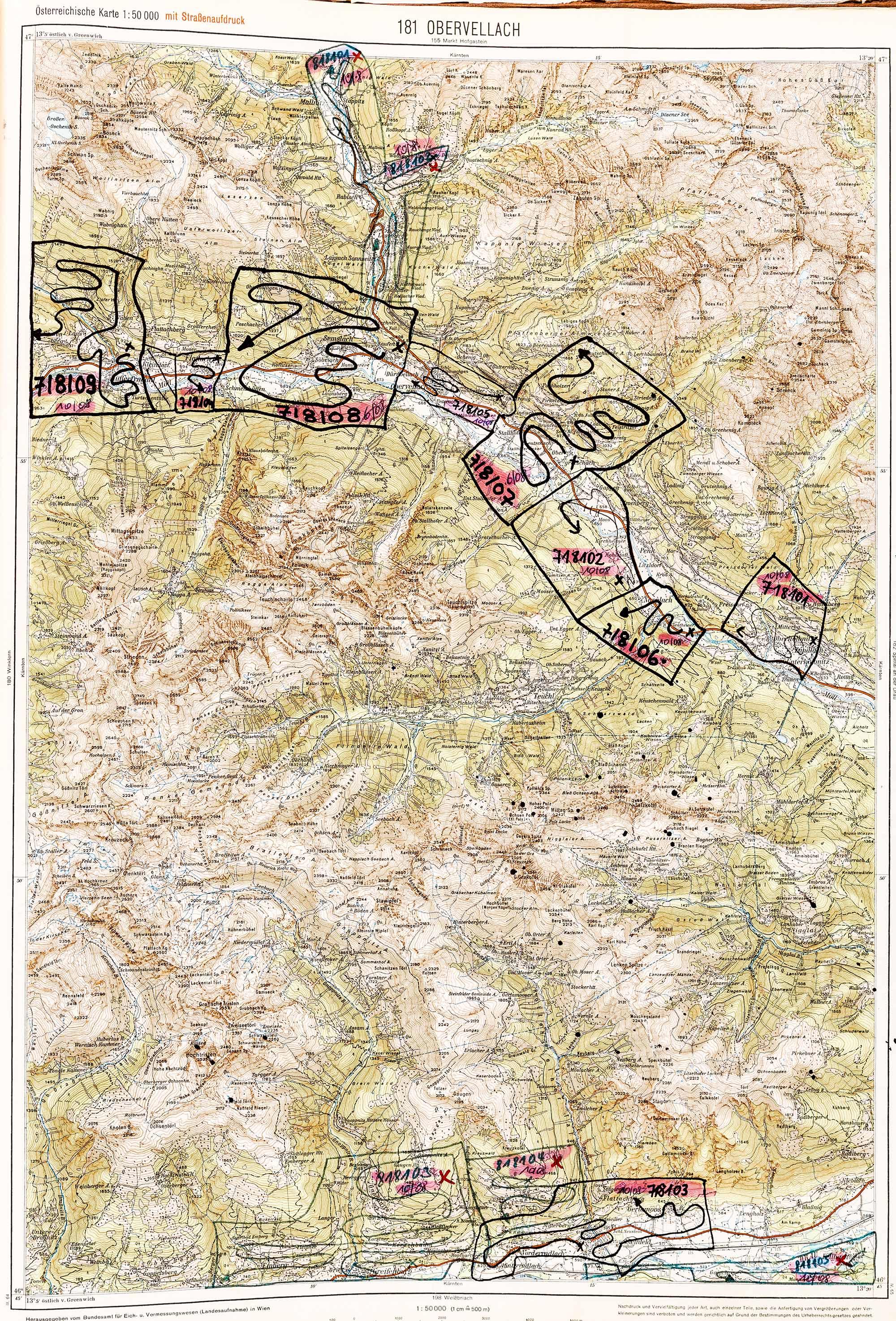 1975-1979 Karte 181