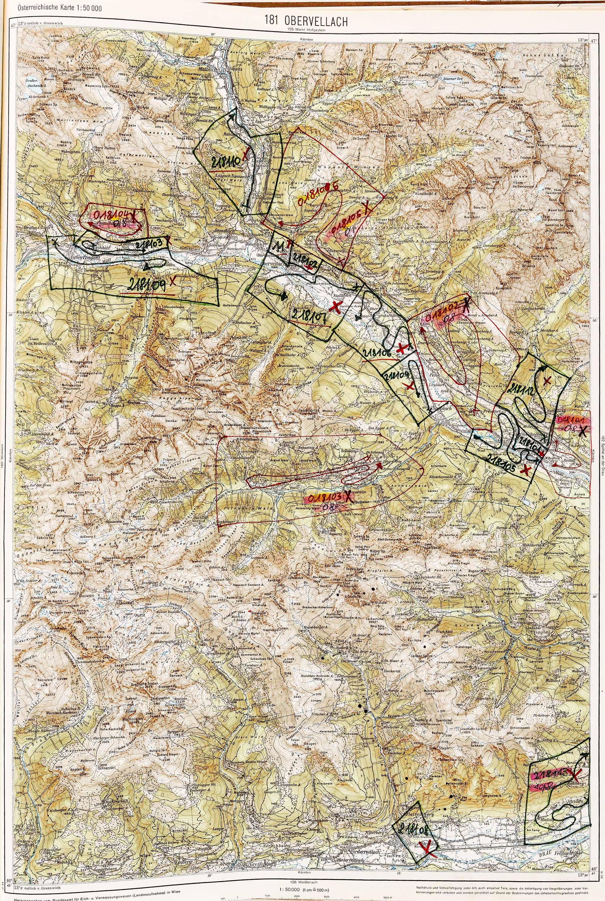 1979-1982 Karte 181