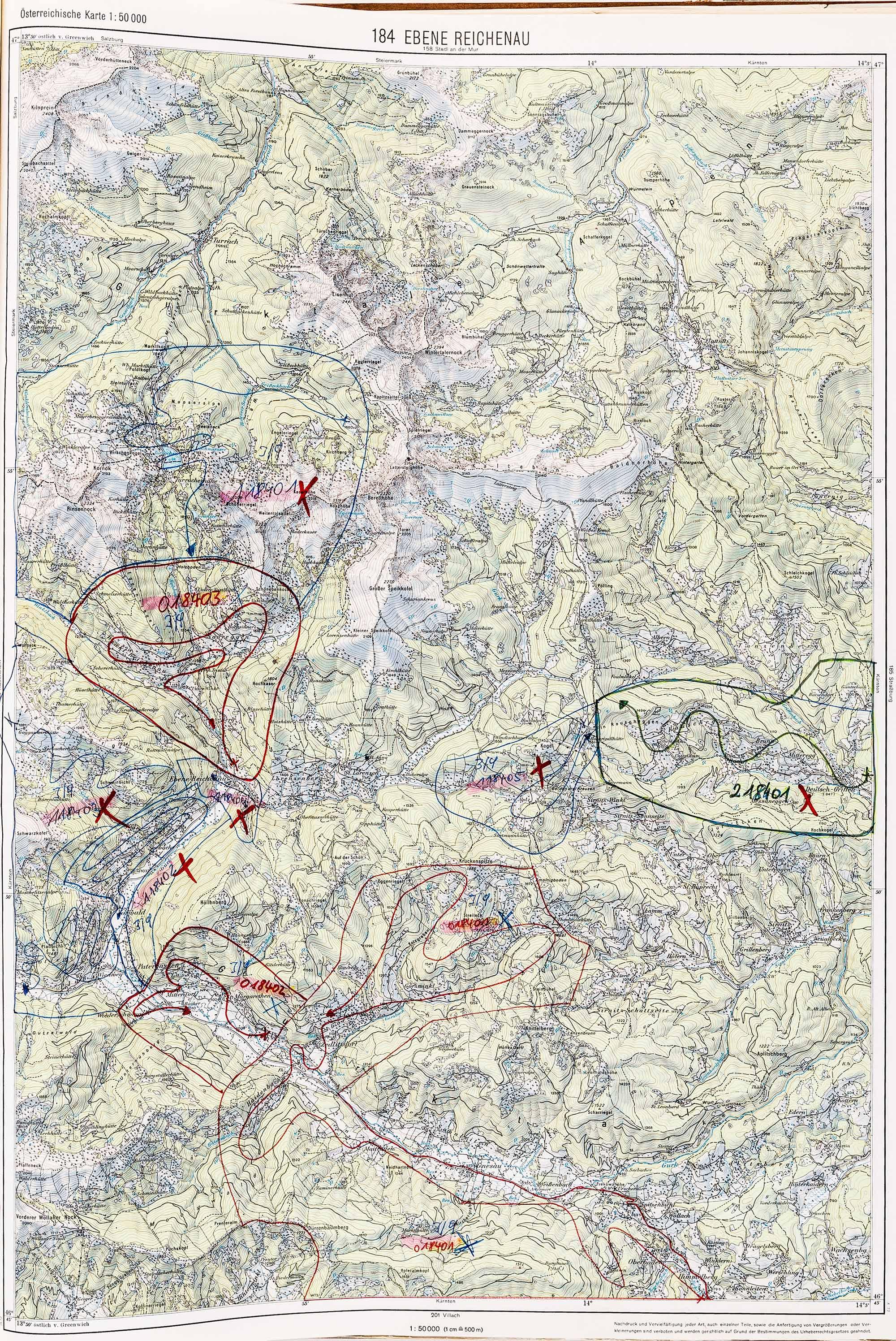 1979-1982 Karte 184