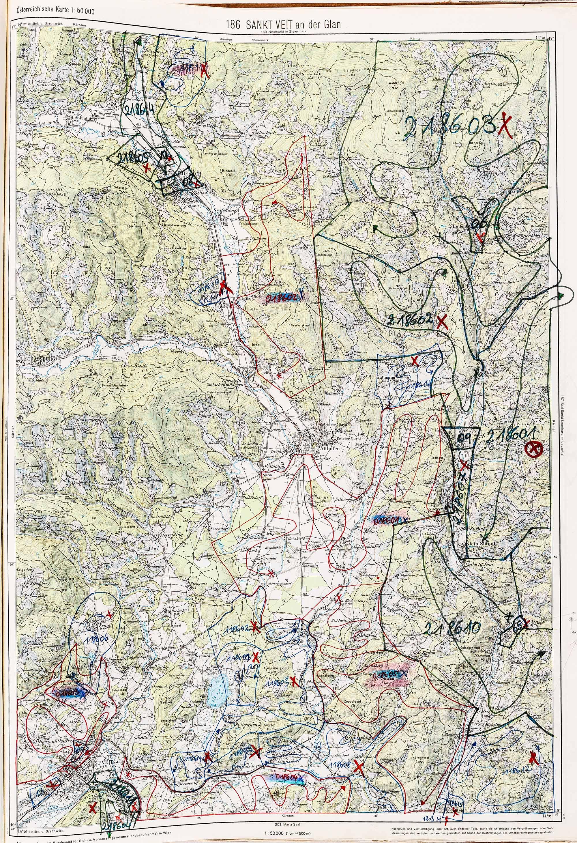 1979-1982 Karte 186
