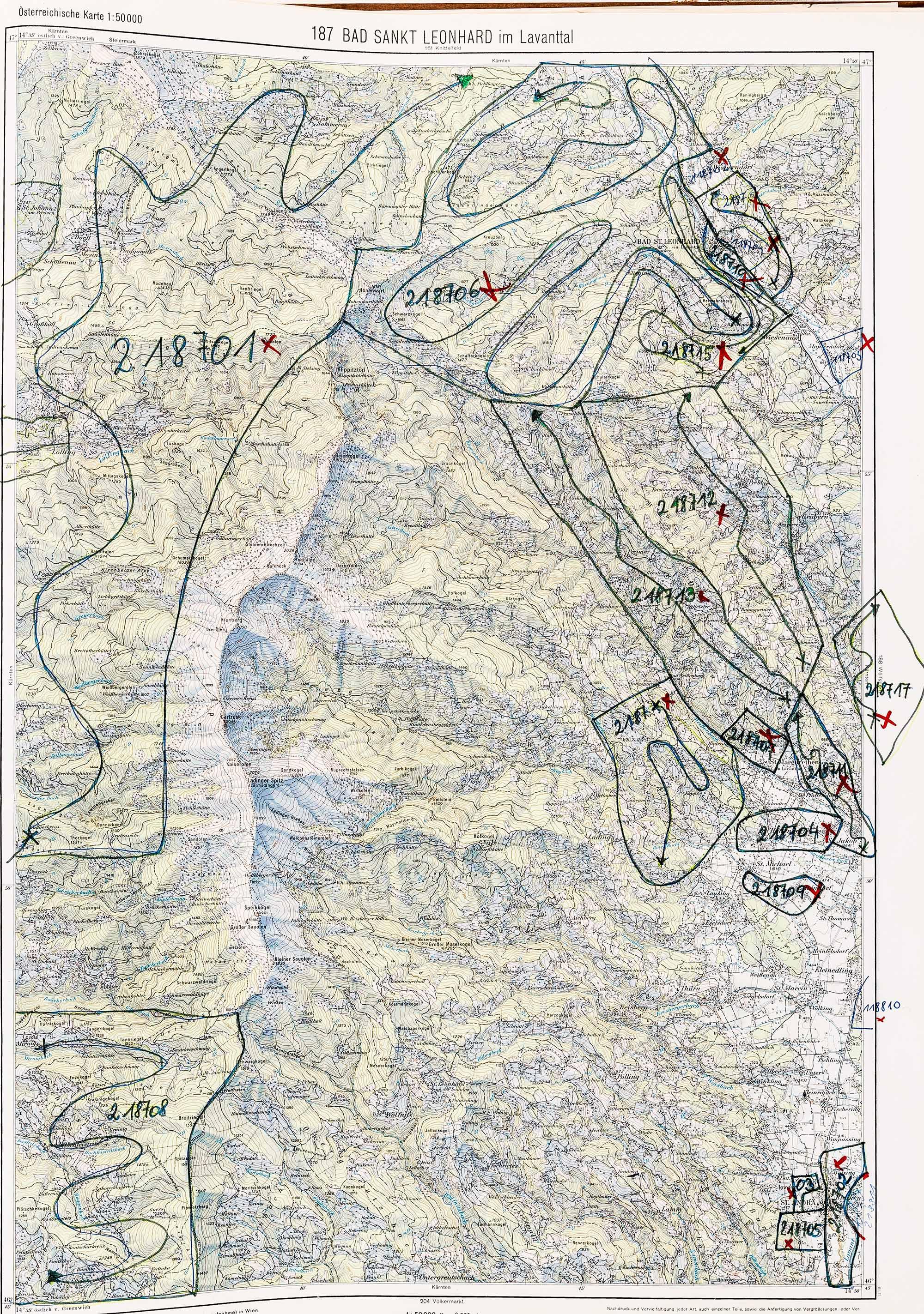 1979-1982 Karte 187