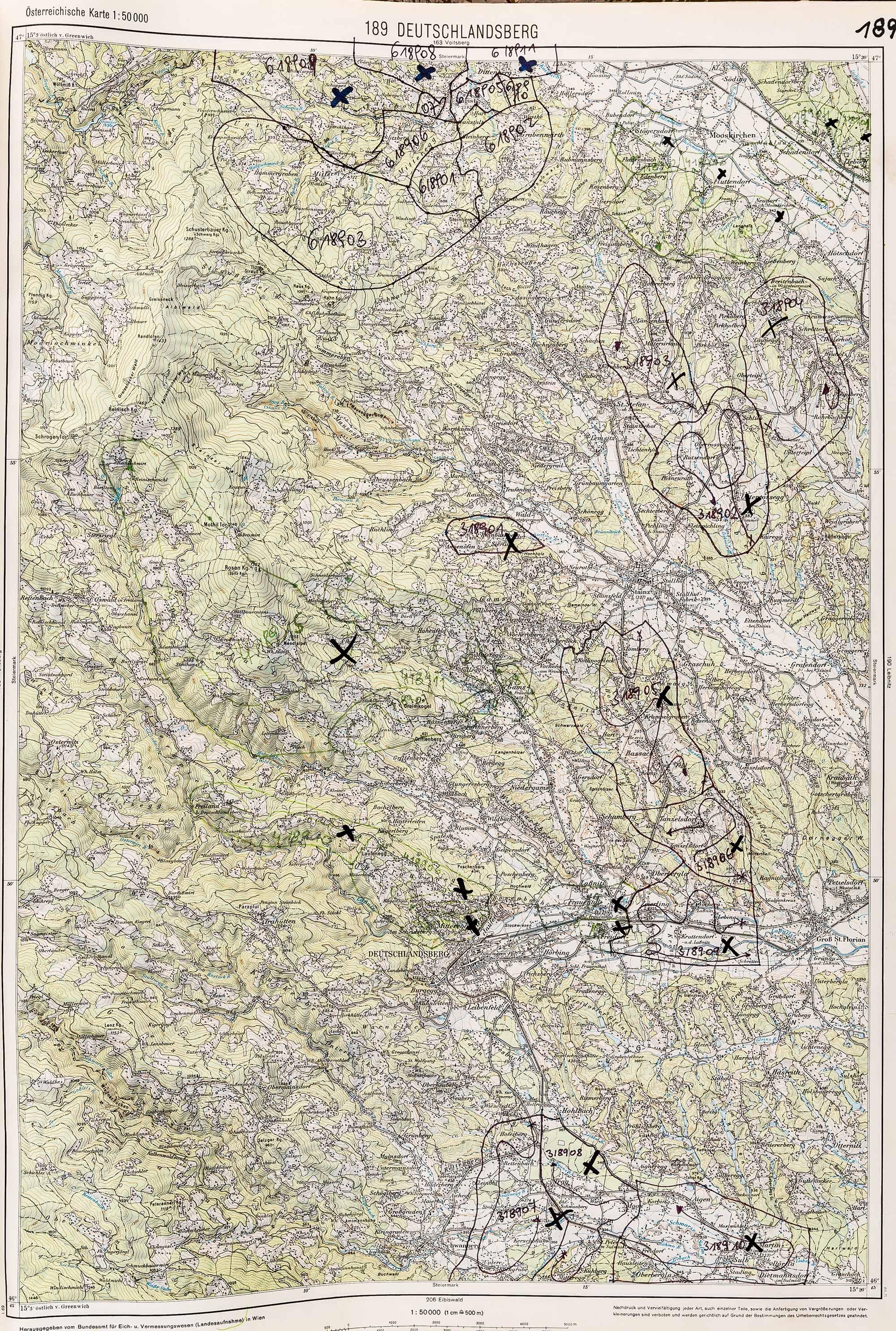 1983-1986 Karte 189