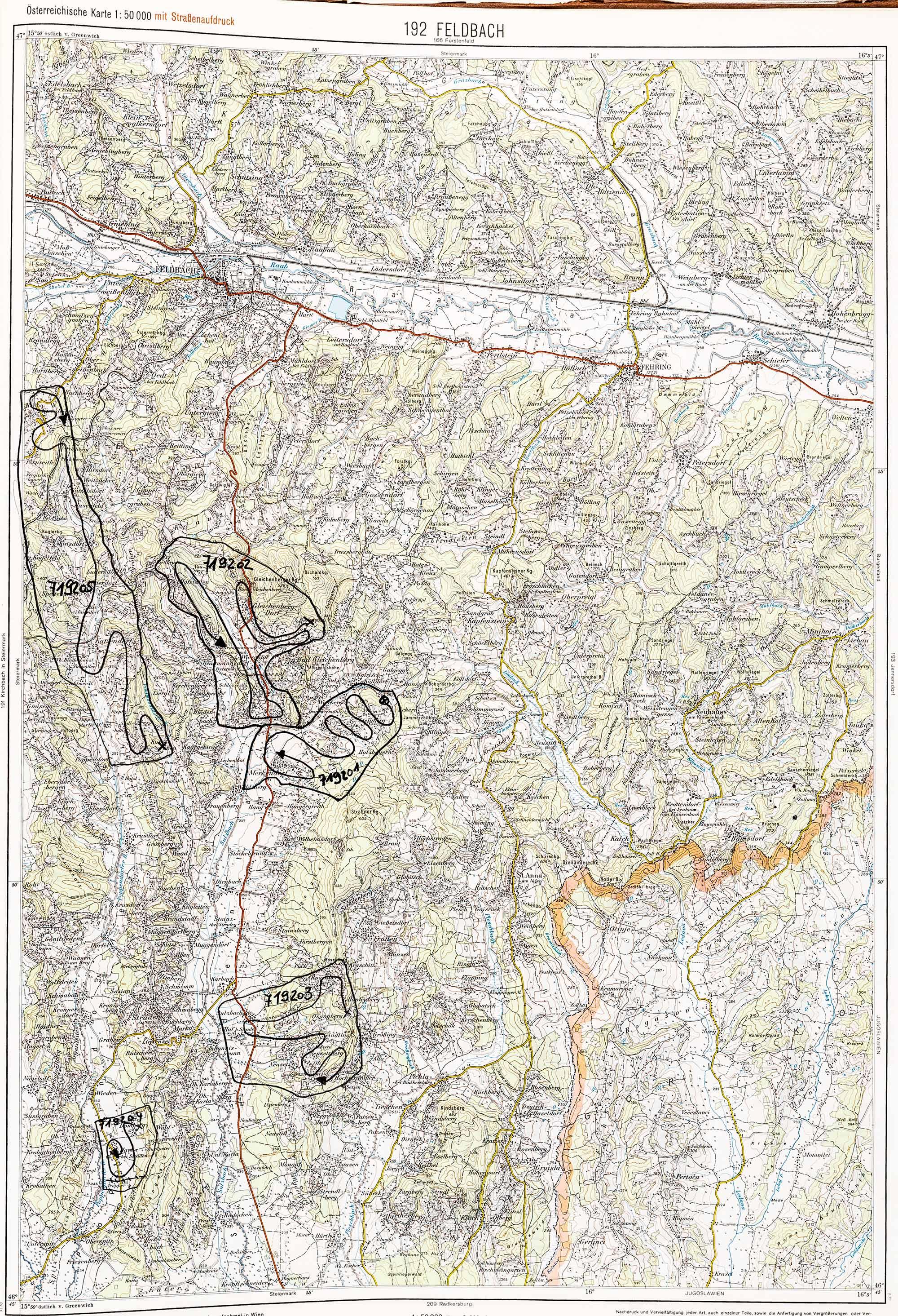 1975-1979 Karte 192