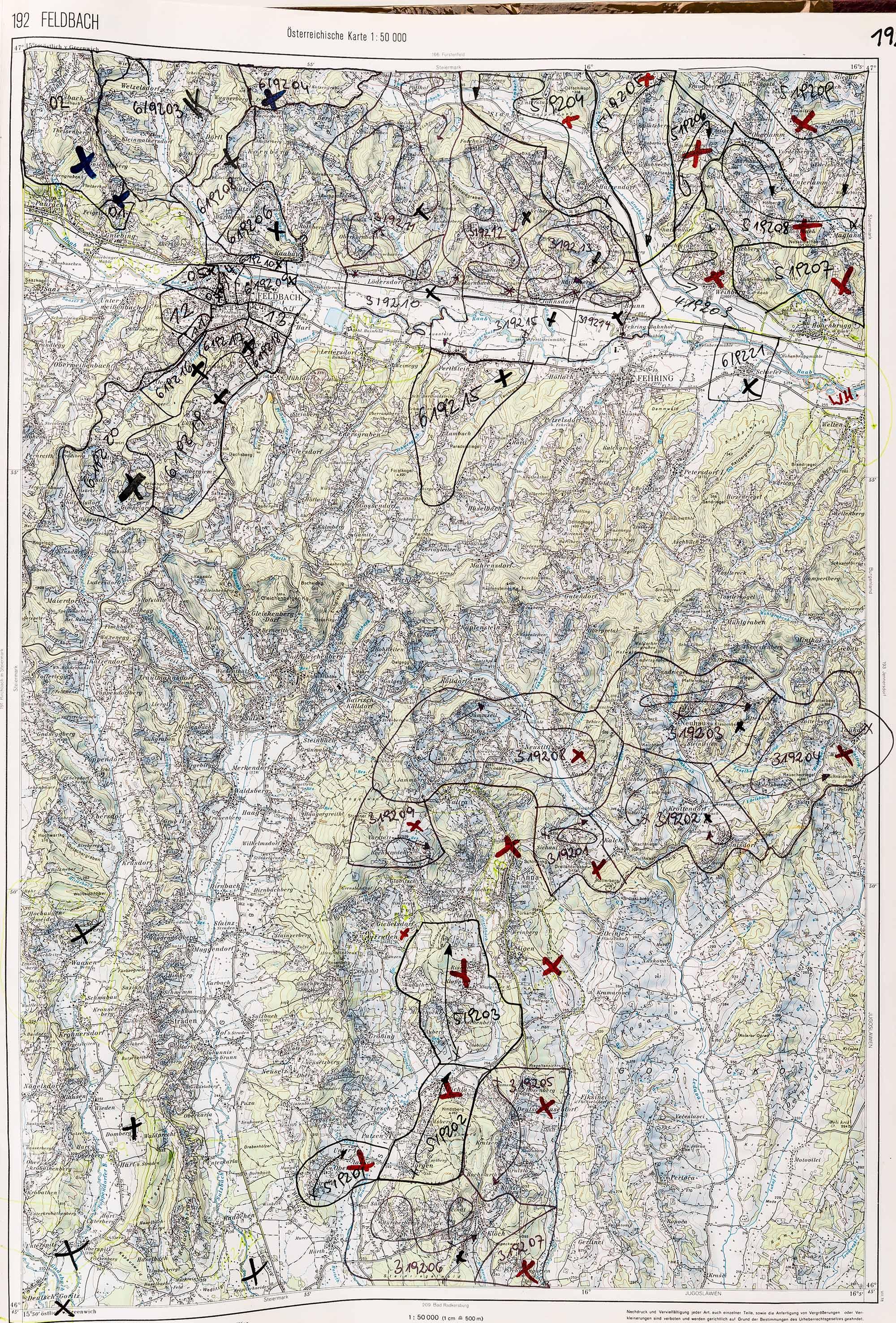 1983-1986 Karte 192