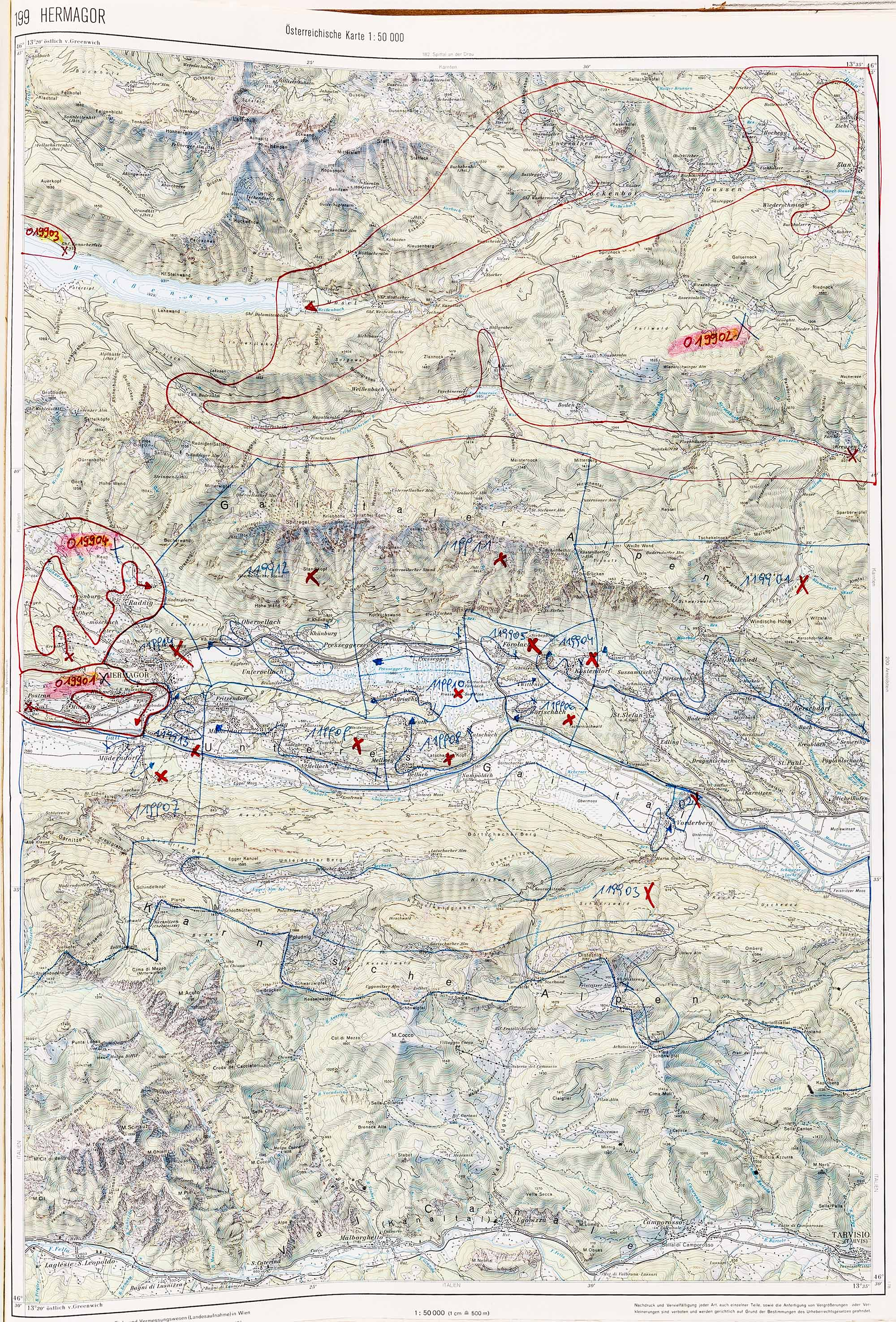 1979-1982 Karte 199