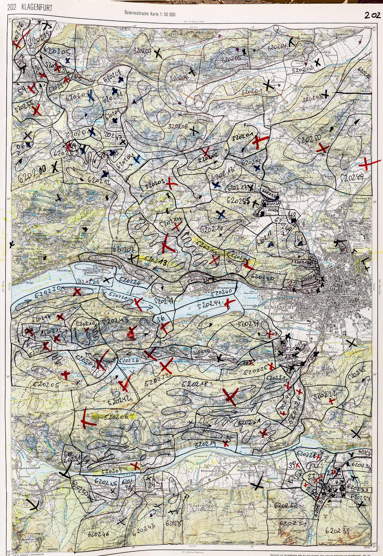 1983-1986 Karte 202