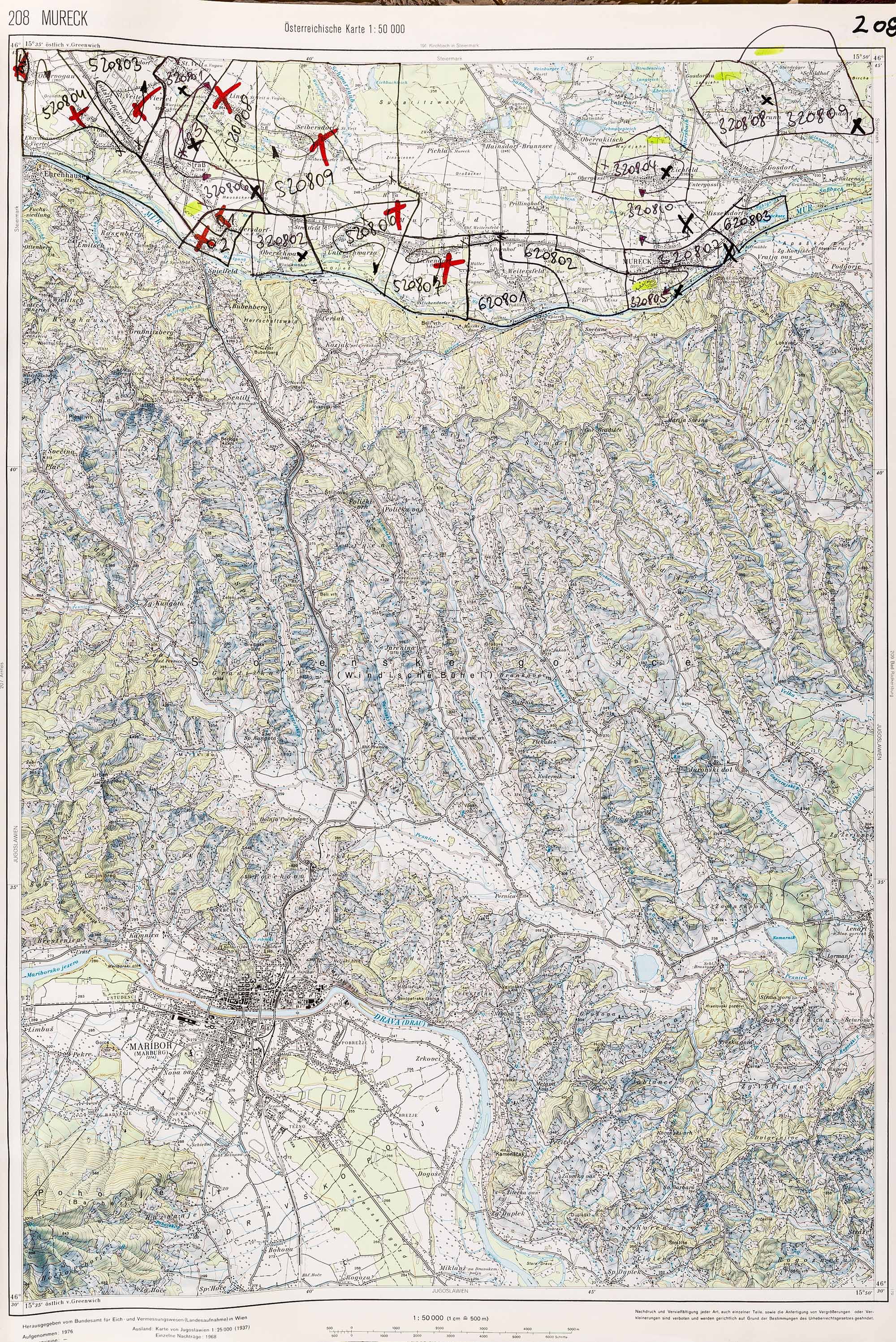 1983-1986 Karte 208
