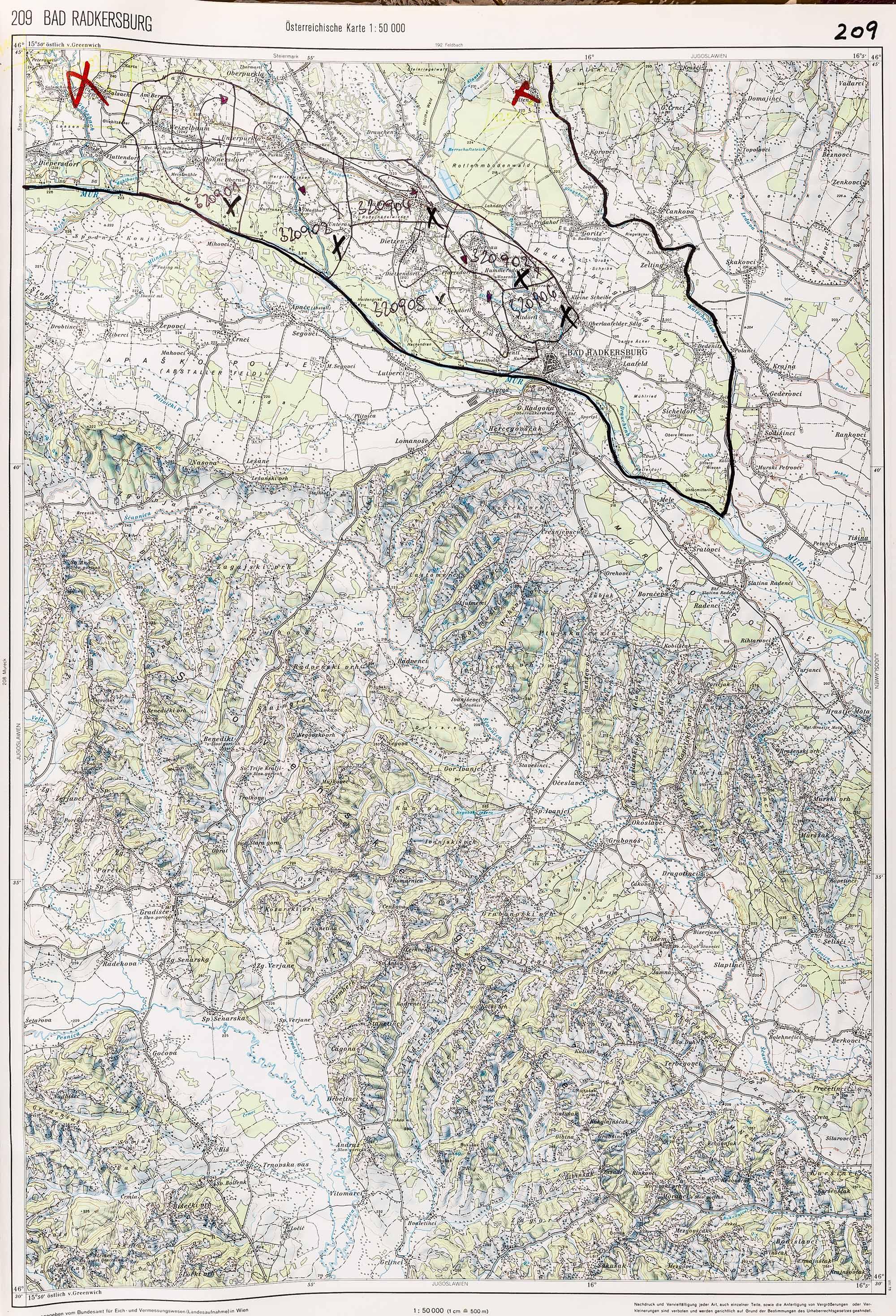1983-1986 Karte 209